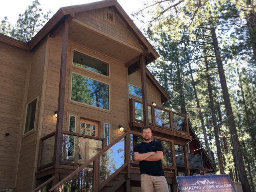 New Construction – Lake Tahoe, CA