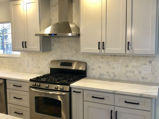 Kitchen Remodel and Office – Lake Tahoe, CA