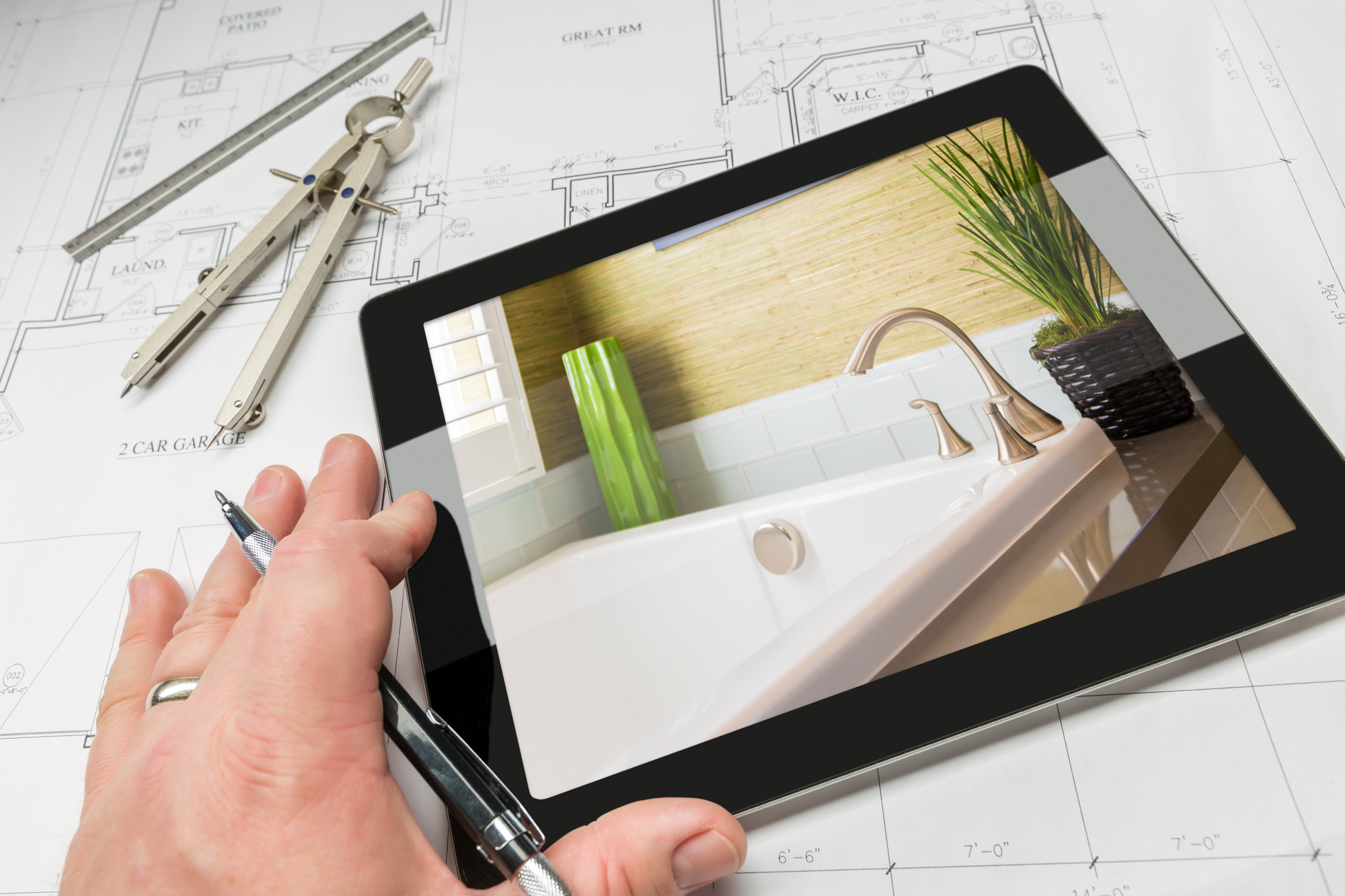 5 Tips On How To Remodel A Bathroom When You Only Have One