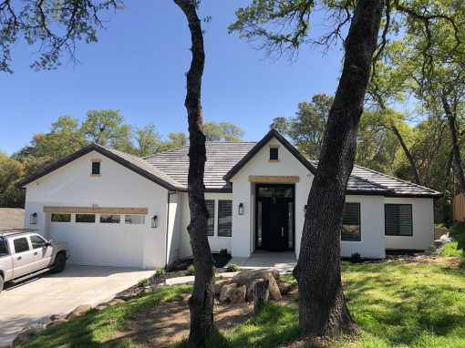 New Construction – El Dorado Hills, CA