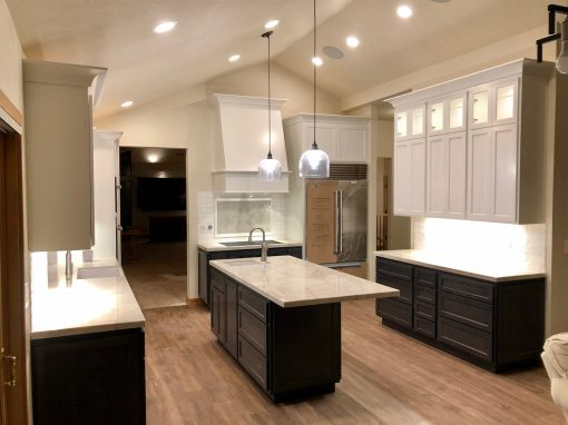 Kitchen Remodel – South Lake Tahoe, CA